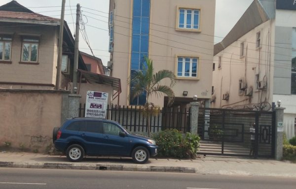 Office space for rent at Murtala Mohammed Way, Ebute Metta Yaba lagos